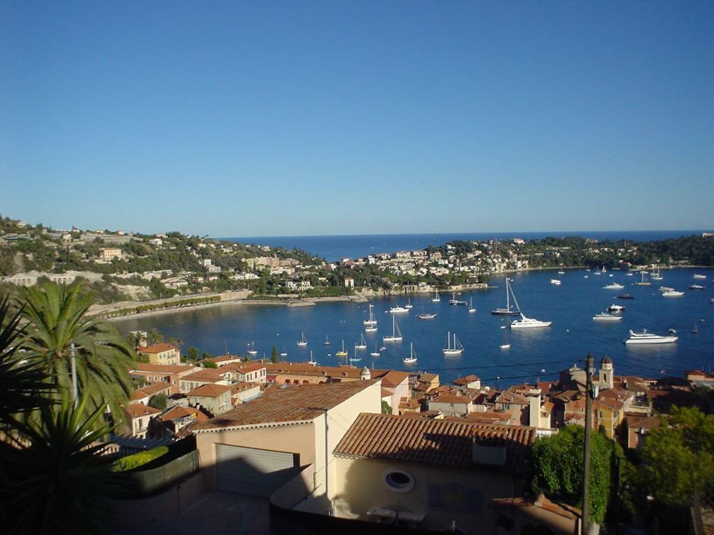 Boats in Ville France Sur Mer