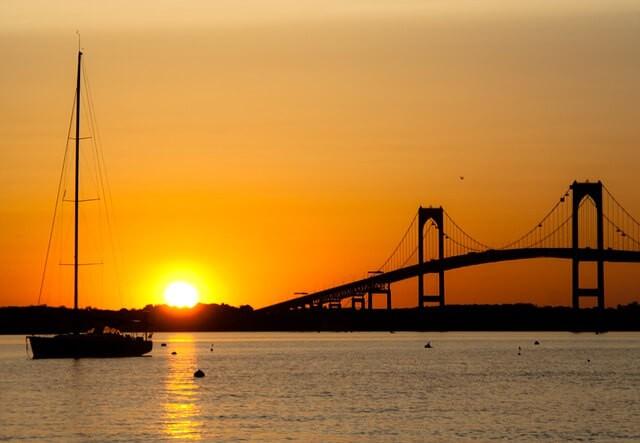 Newport Bridge