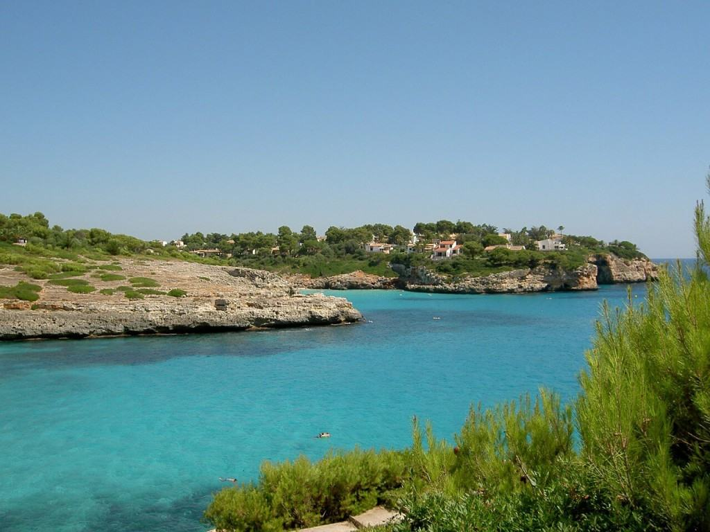 View on Palma island