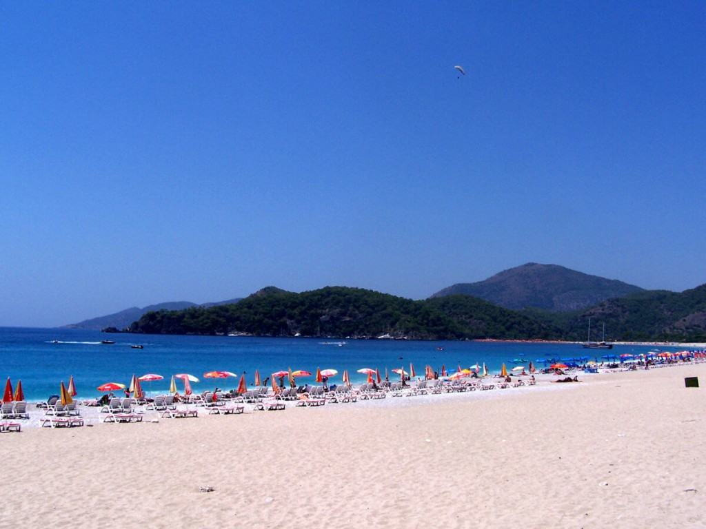 Beach in Oludeniz