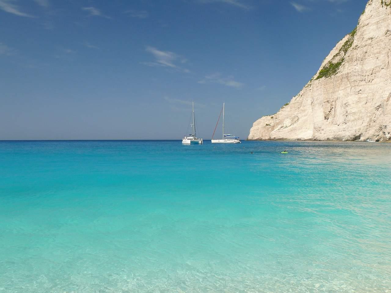 BAREBOAT CHARTER IN GREECE