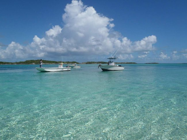 Bareboat charter in Bahamas