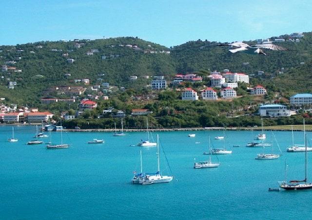 Saint-Thomas island