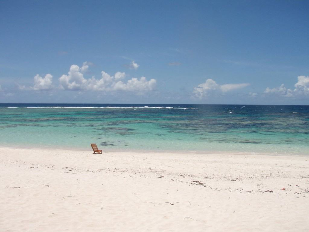 Beach in Anegada