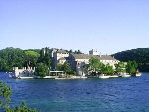 View on Mljet Island