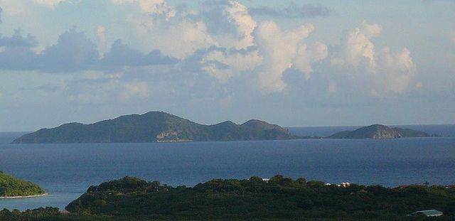 View on Salt Island