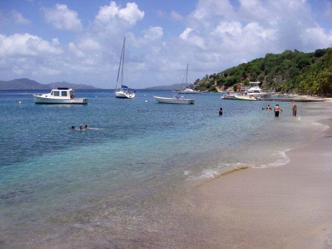 Cooper Islands BVI Bareboat Itinerary