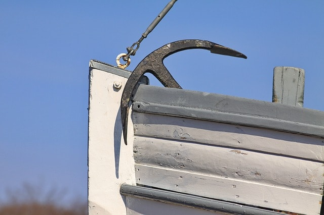 Anchor a Boat