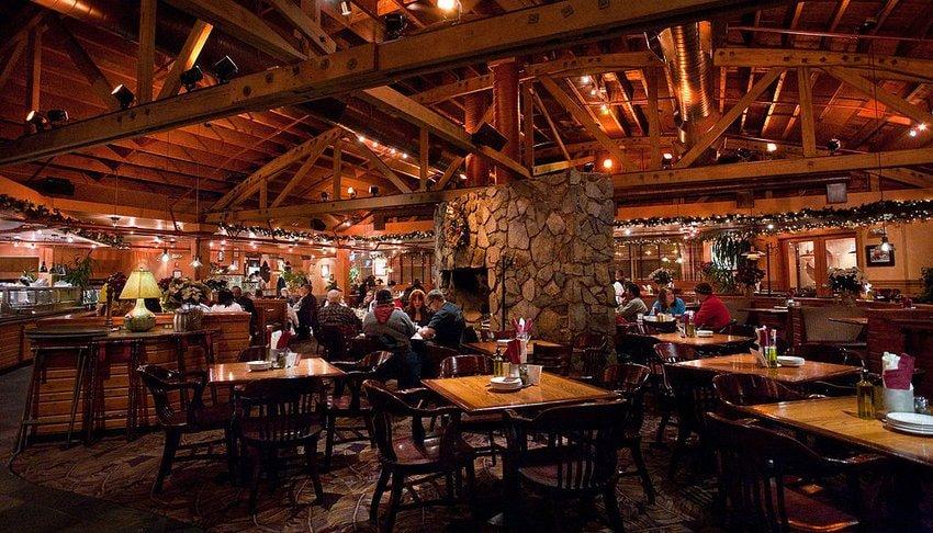 Restaurant In Alaska