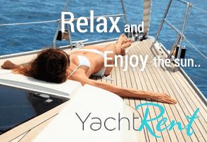 Yacht-rent Logo