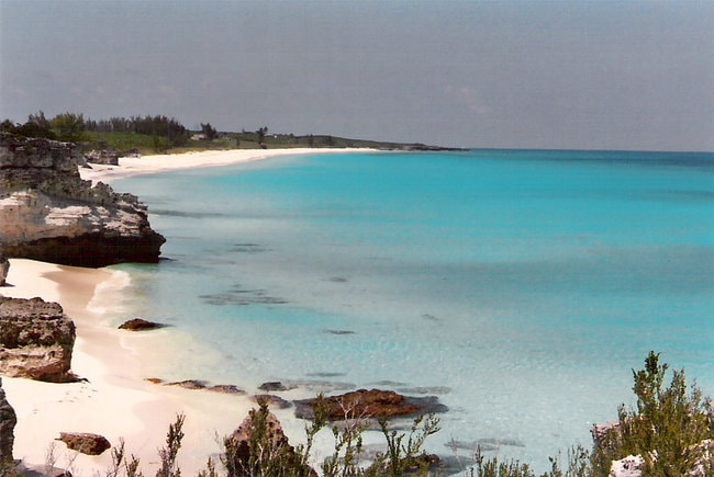 View on Abacos Island