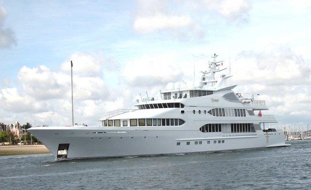 Long Yacht charter