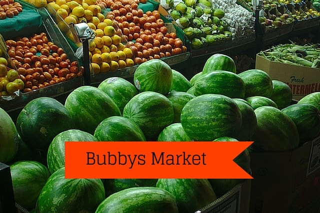Bubbys Market grocery