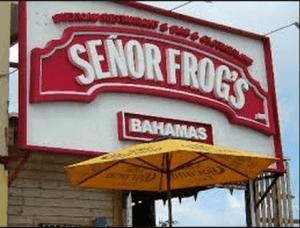 Senor's Frog Restaurant