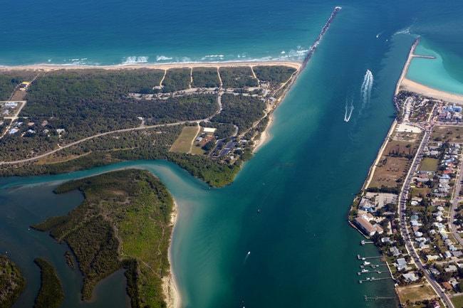 Fort George Marina in Florida