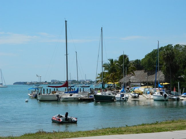 Slader Point Marina in Florida