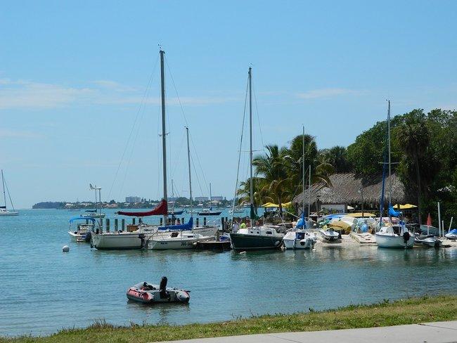 Sarasota Florida sailing destination