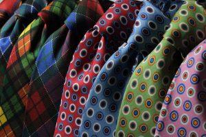 Ties in all colors