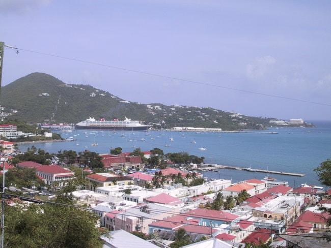 Bimini Bay ressort in the Caribbean