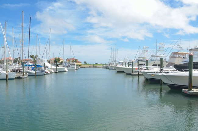 Grove Harbor Marina in Miami