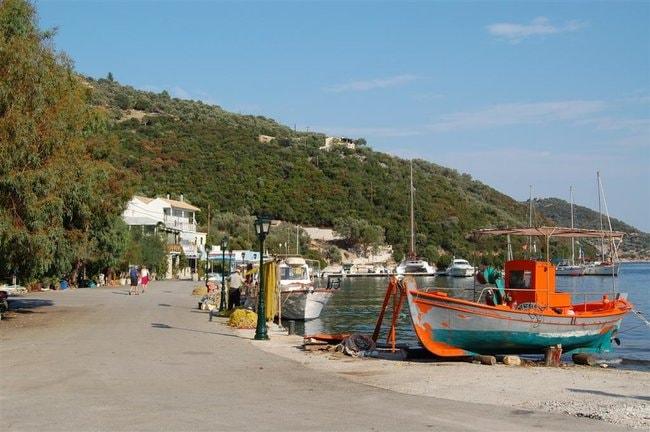 Port in Syvota