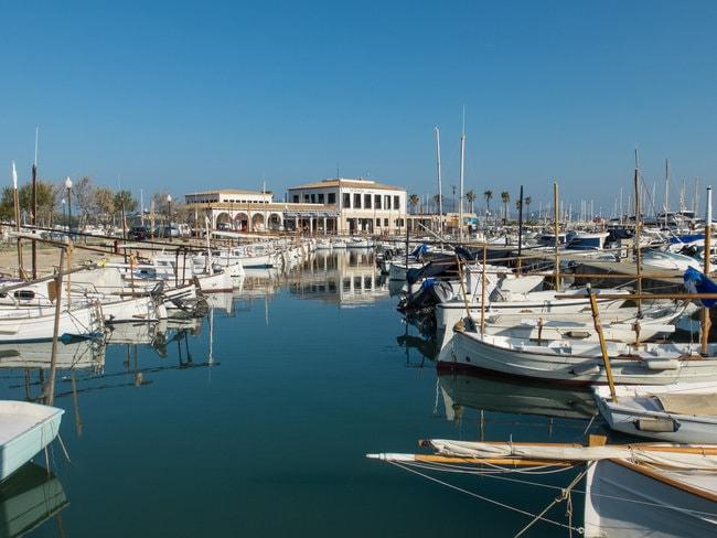 Port Des Mallorca in Spain