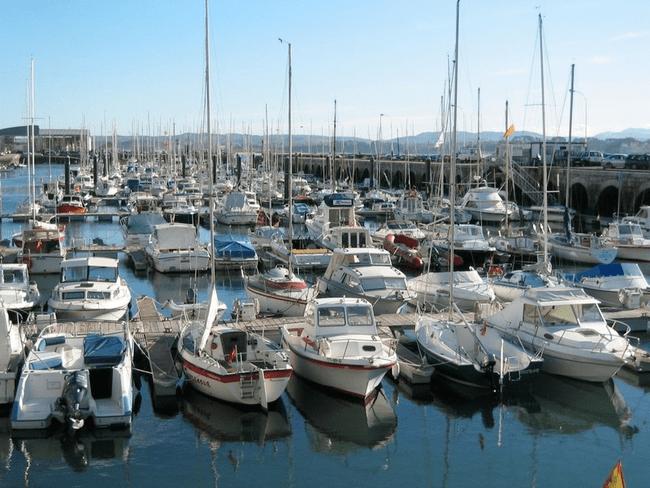 Boats in Marina Davilla