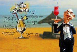 Comics of Pensacola drink