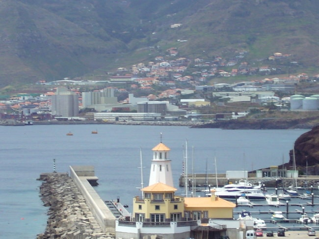Marina in Qinta DoLorde Canical Madeira