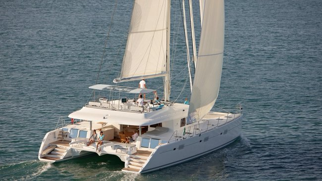 Lagoo 620 Catamaran in Greece