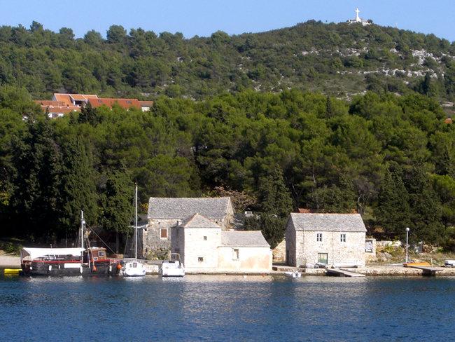 Stari Grad village in Croatia