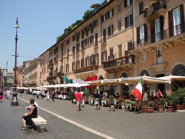Best Of Rome Restaurants