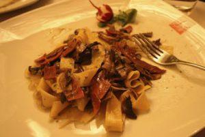 La prosciutteria trastevere restaurant in Rome