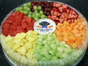 Fruits for a boat ride