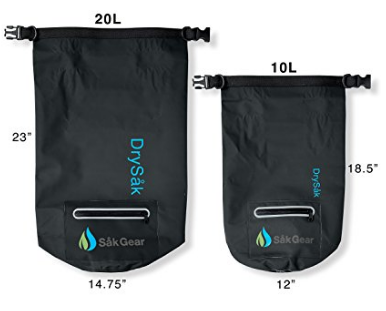 Sak Gear Premium Waterproof dry bag