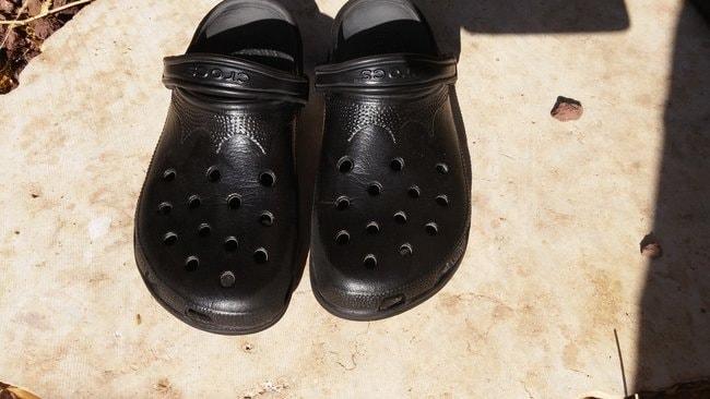 Classic Crocs in black