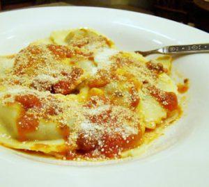 Terrazza Brunella restaurant in Capri