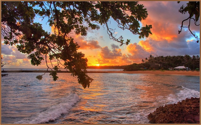 Kuilima Cove in Oahu