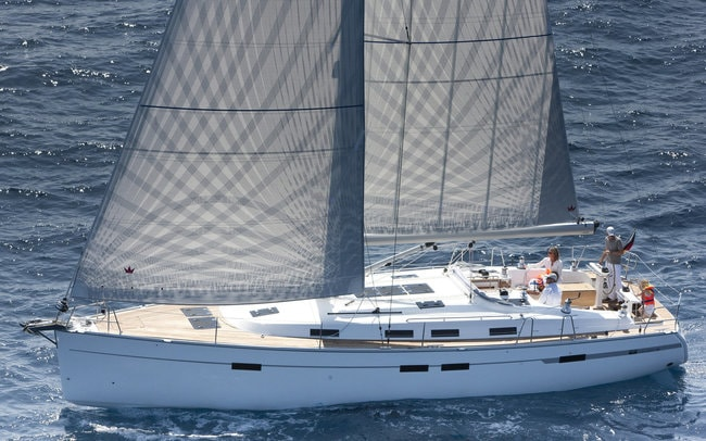 Clothes to wear on a sailing yacht