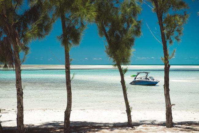 Bimini snorkeling spot in the Caribbean