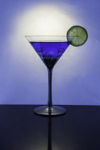 Maritime Martini Cocktail