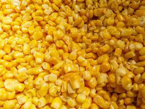 Slow Cooker Corn snack for boating