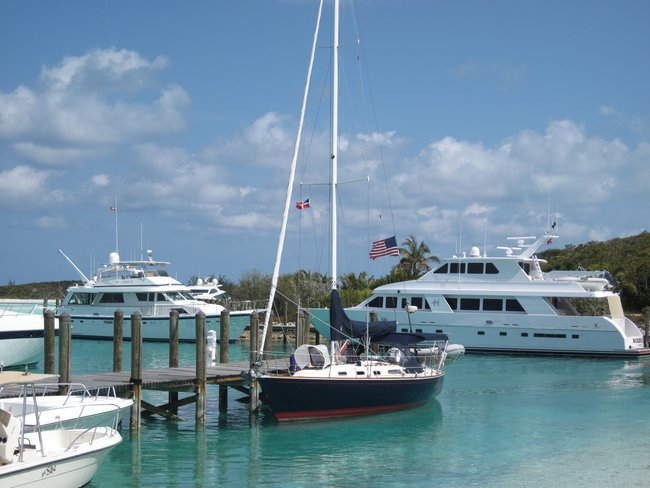 Abacos in the Caribbean
