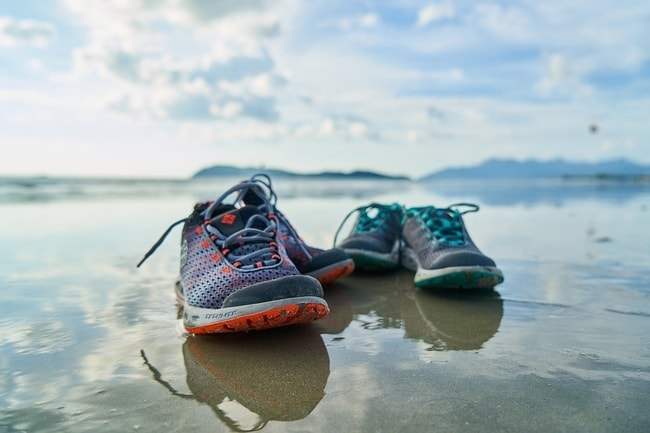 Other types of water shoes