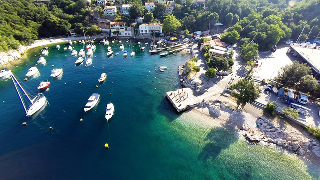Best time to sail in Croatia