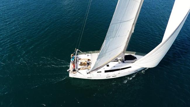 Sailing in Croatia all year long