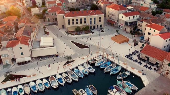 Sailing in September in Croatia