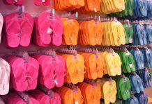 how to choose flip flops