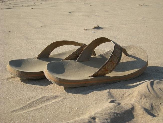 Flip-flops for activities