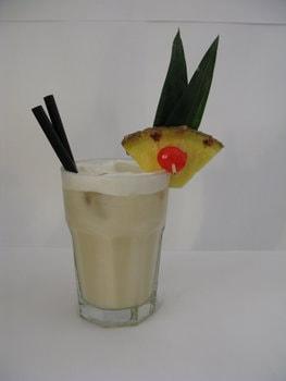 Loconut Colada Summer Cocktail